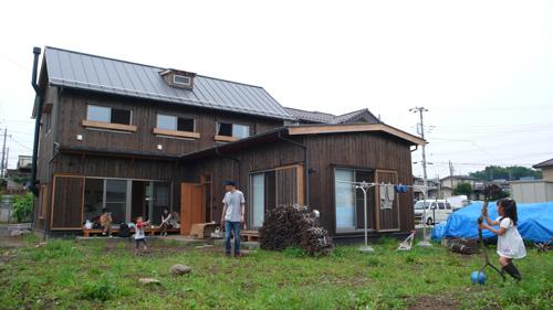 武蔵高萩の家