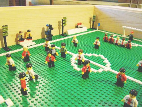 レゴ テーブル ディスプレイ コレクションケース LEGO 収納