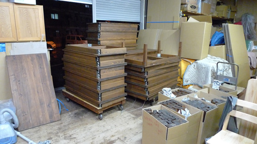 50台テーブル