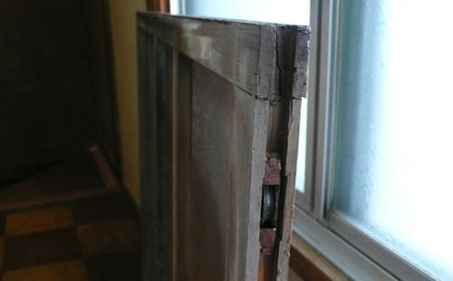 木製雨戸3