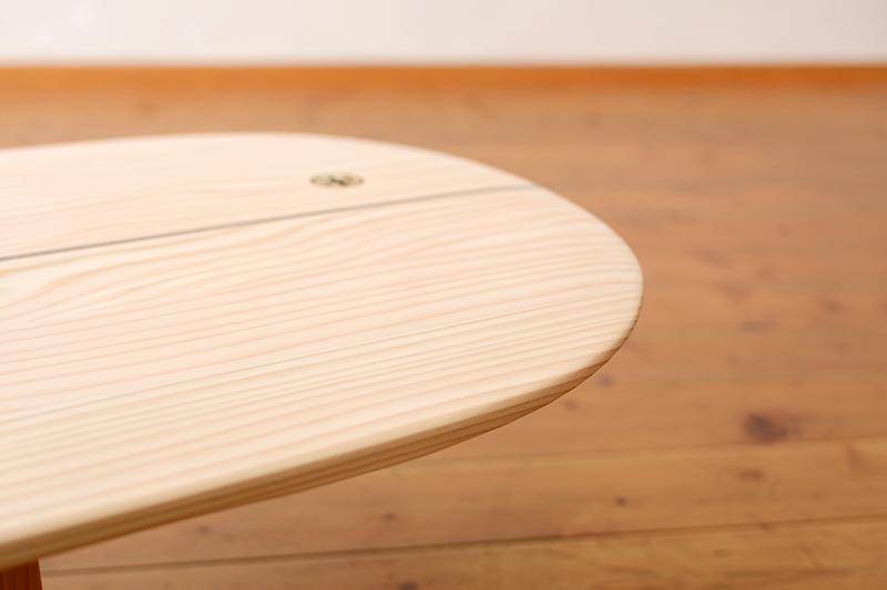 ひのき無垢 アライア サーフボード