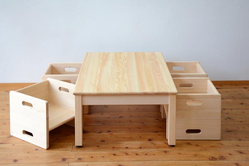 折り脚テーブル4